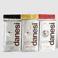 Picture of Danesi Caffè Blend Sampler Ground Coffee 3x250g Vacuum Pack