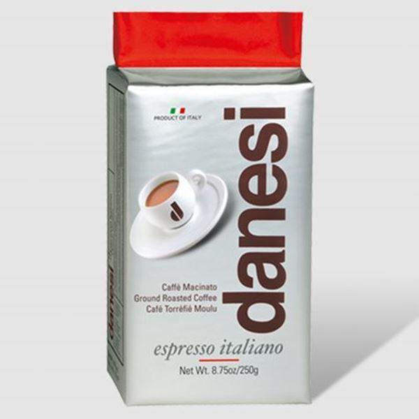 Picture of Danesi Caffè Classic  Espresso Coffee Ground 250g Vacuum Pack