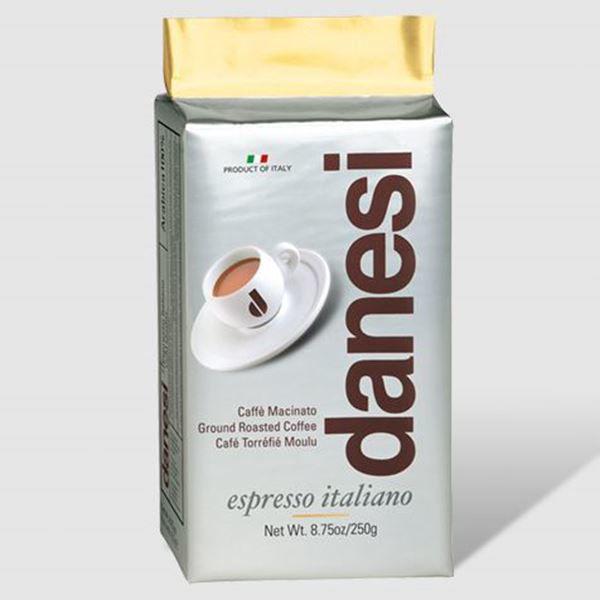 Picture of Danesi Caffè Gold Espresso Ground 250g Vacuum Pack