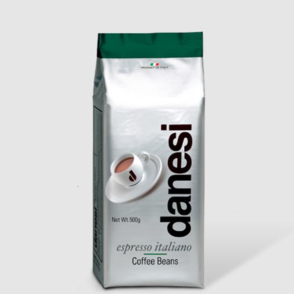 Billede af Danesi Espresso Emerald 500g Coffee Beans