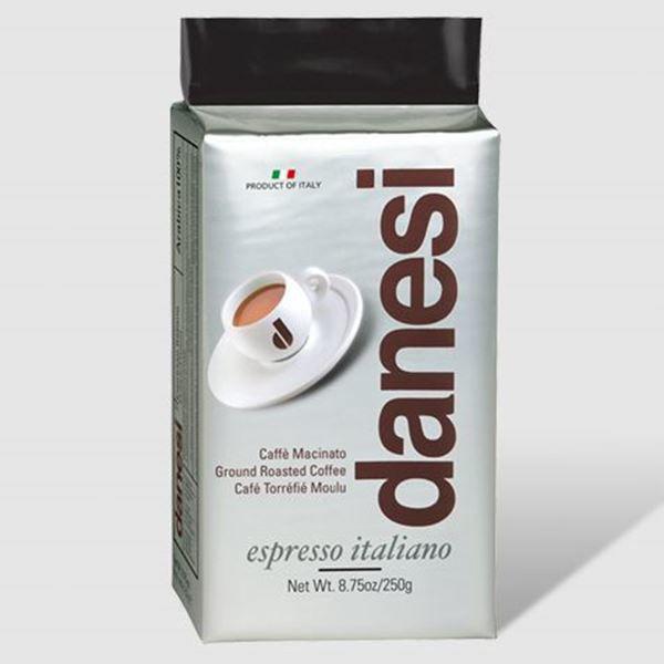 Picture of Doppio Danesi Espresso Ground 250g Vacuum Pack