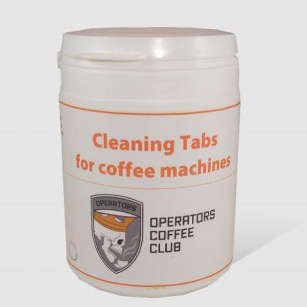 Billede af Operators 2g rensetabletter til kaffemaskiner