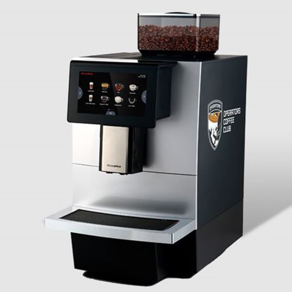 Picture of Operators Office Barista bean-to-cup