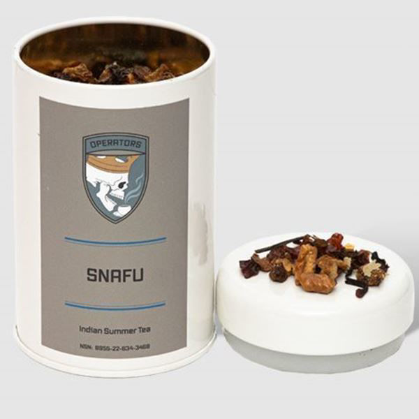 Picture of Operators SNAFU Tea, 100g bulk