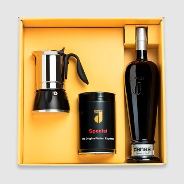 Billede af Danesi Caffè  Luxury Gift Set