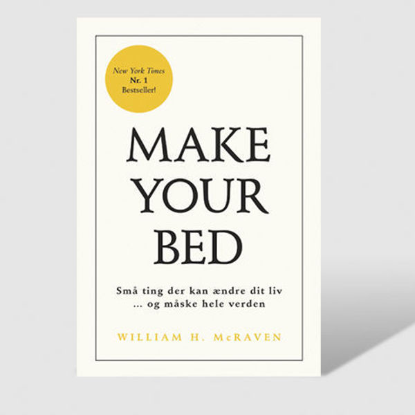 Picture of Make Your Bed - Small things that can change your life - and maybe the world (Danish Edition)