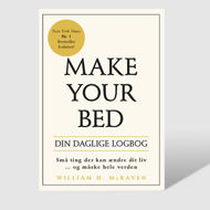 Picture of Make Your Bed - A Daily Diary (Danish Edition)
