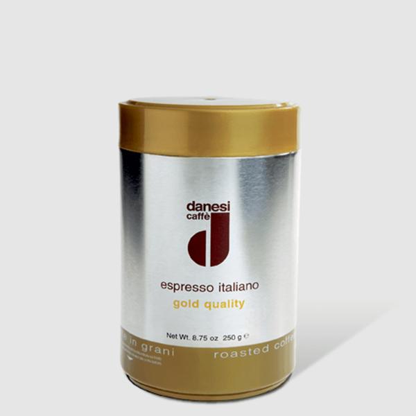 Picture of Danesi Caffè Gold 250g Ground Coffee Tin