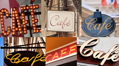 Paris - The city of love, sweets and coffee