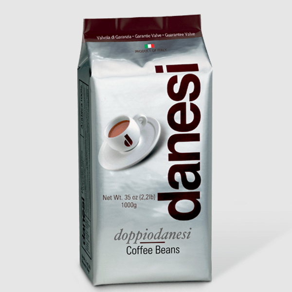 Picture of 3 Month Subscription - Doppio Danesi Caffè Coffee Beans 1kg