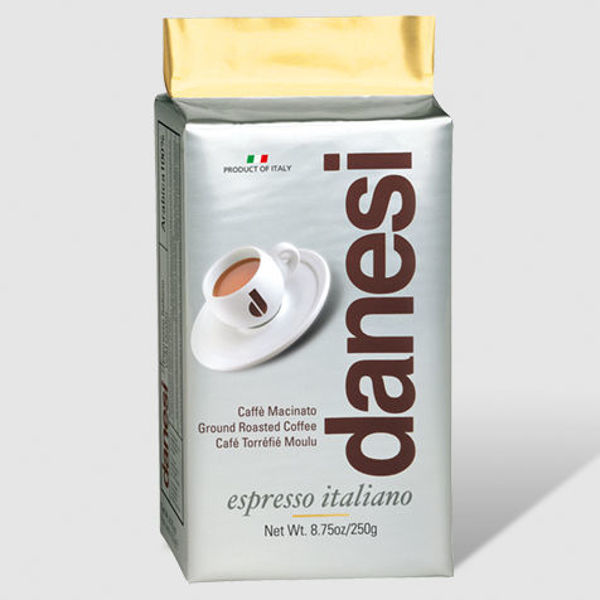 Picture of 3 Month Subscription - Danesi Gold Coffee Ground 4x250g