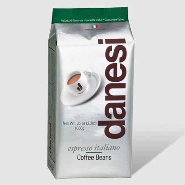 Billede af Gavekort på 3 måneders abonnement - Danesi Caffè Emerald Italiensk kaffebønner 1 kg