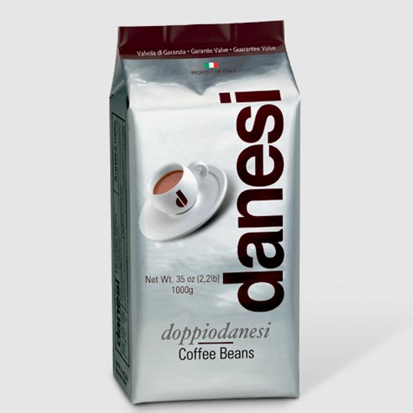 Billede af Gavekort på 3 måneders abonnement - Doppio Danesi Caffè Italiensk kaffebønner 1 kg