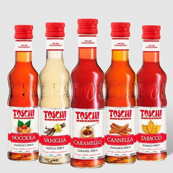 Toschi Syrup Variants