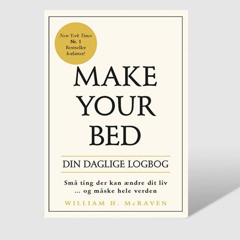 Make Your Bed - Din Daglige Logbog Læseprøve (pdf format)