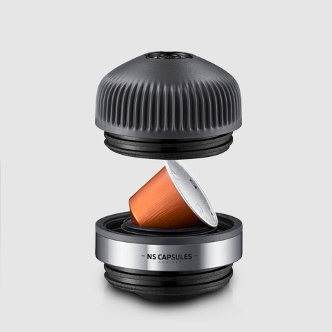 How to use the NS Adapter for Nespresso Capsules